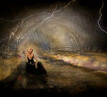 The Light At The End Of The Tunnel by SandyA