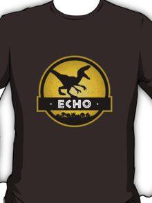 Velociraptor Squad: Echo Team T-Shirt