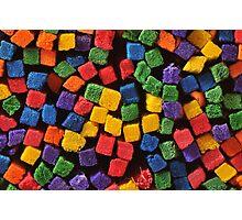 Rainbow Matches Photographic Print