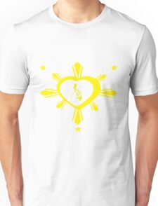 Love For The Philippines #2 Unisex T-Shirt