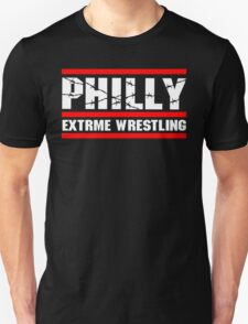 ECW Philly extreme wrestling T shirt T-Shirt
