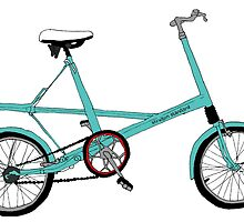 Moulton Bike by AnnaBaria