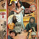 Raiders of the Lost Ark by Adam McDaniel