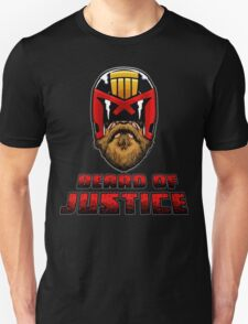 Beard of Justice - Colour T-Shirt
