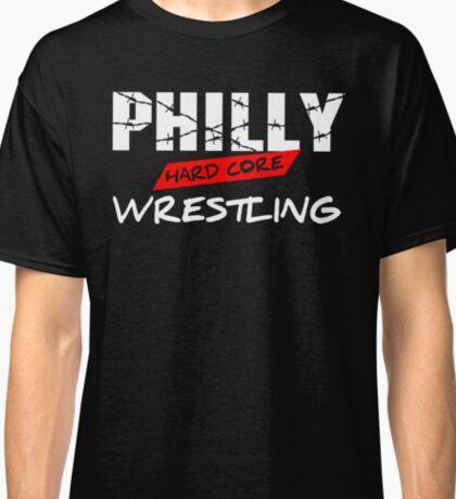 ECW Philly Hard Core T - Shirt Classic T-Shirt