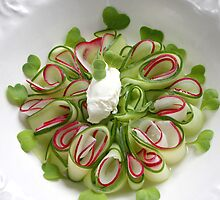 Carpaccio Bavaricus Vegetarian by SmoothBreeze7
