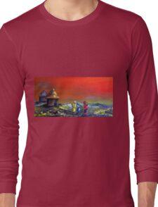 Africa (Transkei) Long Sleeve T-Shirt