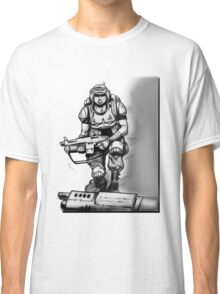 Future Trooper  Classic T-Shirt