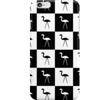 Hate in Black and White iPhone Case/Skin