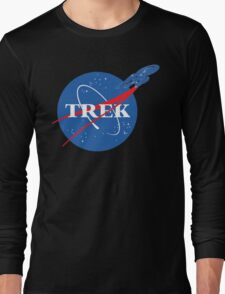 NASA Trek Long Sleeve T-Shirt