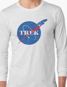 NASA Trek Long Sleeve T-Shirt