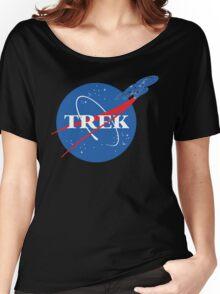NASA Trek Women's Relaxed Fit T-Shirt
