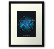 STR Community Poster 2 Framed Print