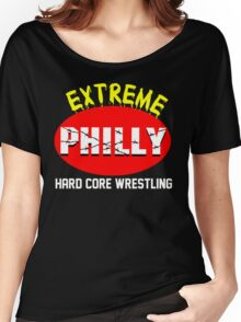 ECW Philly Extreme T - Shirt Women's Relaxed Fit T-Shirt