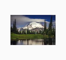 Mt Rainier in Washington Unisex T-Shirt