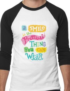 Smile is the Prettiest Thing You Can Wear T-Shirt
