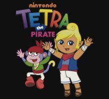 Tetra the Pirate Baby Tee