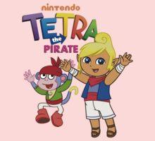 Tetra the Pirate Kids Tee