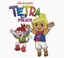 Tetra the Pirate Baby Tee