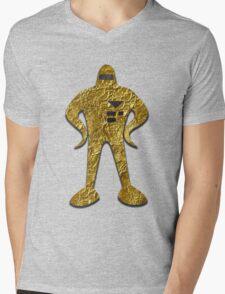 STARMAN SUPER Mens V-Neck T-Shirt