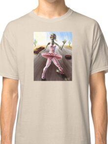Zombie Ballerina Classic T-Shirt