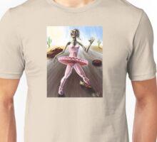 Zombie Ballerina Unisex T-Shirt