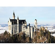 Castle Neuschwanstein Photographic Print