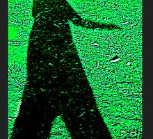 All The Gods Love Soccer (green) by okmondo