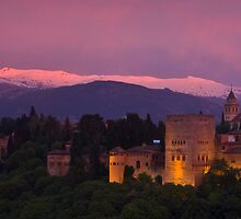 granada, spain by Ty Cooper