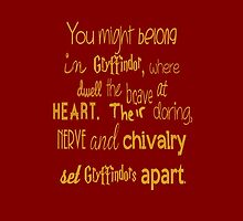 Are you a Gryffindor? by cocolovett