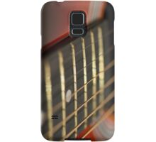 Dreamy Guitar - Music lovers Samsung Galaxy Case/Skin