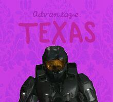 Advantage Texas by JezaXC