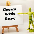 Green With Envy by Paul Thompson Photography