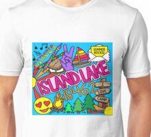 Island Lake Unisex T-Shirt