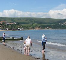 Swanage East Panorama (best viewed large) by Ian Ker