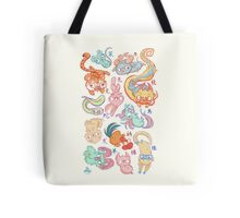 Chinese Animals of the Year Tote Bag