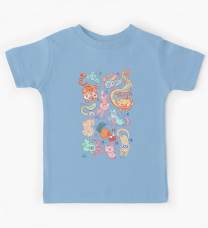 Chinese Animals of the Year Kids Tee