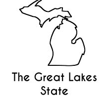 The Great Lakes State by GiftIdea