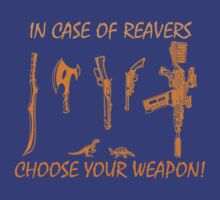 In Case Of Reavers... T-Shirt