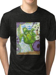 Sacred Honu Tri-blend T-Shirt