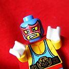 Super Wrestler by HRLambert