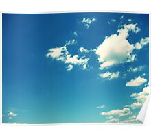 Perfect Skies Poster
