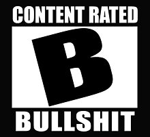 Content rated bullshit by funnyshirts