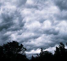 Good Heavens - Arkansas Thunderstorm by KaylaKarma