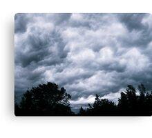 Good Heavens - Arkansas Thunderstorm Canvas Print