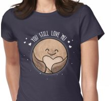 Plutonic Love Womens Fitted T-Shirt