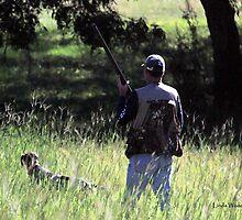 Morning Hunt by Linda Woods