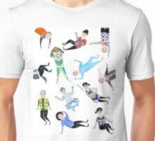 Liam Pattern Unisex T-Shirt