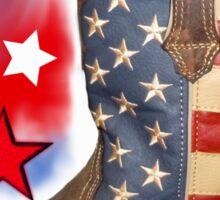 The All American Sticker