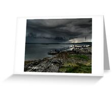 Thunderstorm! Greeting Card